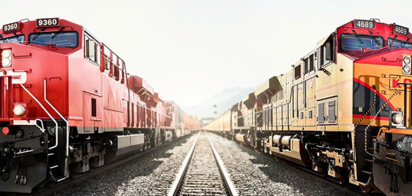 北米鉄道会社の大規模買収で競争激化か?